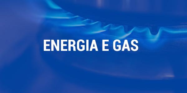 Tasto energia e gas