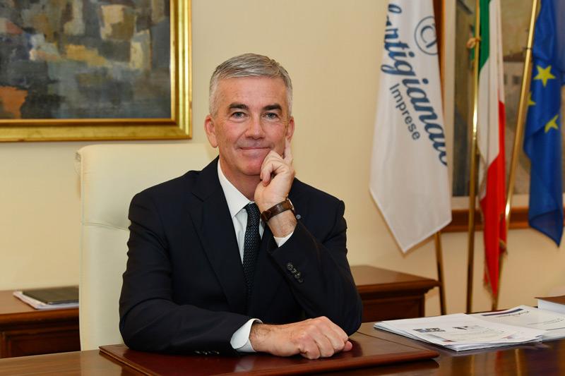 Presidente Granelli Confartigianato